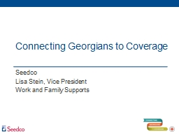 Connecting Georgians to Coverage