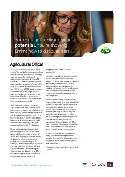 A natural part of everyday life | arla.com/career