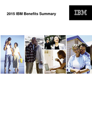 IBM Benefits Summary  Table of Contents  IBM Benefits