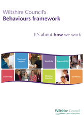 Wiltshire Councils Behaviours framework Its about how PowerPoint PPT Presentation