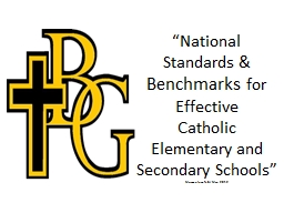 """National Standards &"