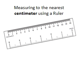 Measuring to the nearest