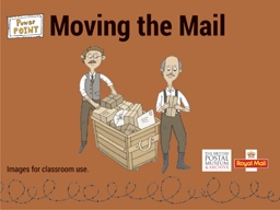 The Postal Museum Learning resource