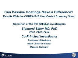 Can Passive Coatings Make PowerPoint Presentation, PPT - DocSlides