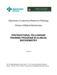 Department of Laboratory Medicine  Pathology Division