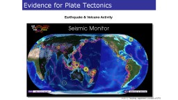 Earthquake & Volcano Activity