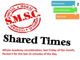 Shared Times PowerPoint PPT Presentation