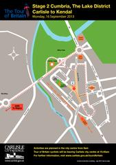 ivic Centre ands entre Bus Station arlisle Castle itts