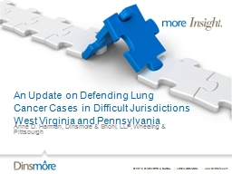 An Update on Defending Lung