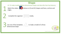 1 2 Shape PowerPoint PPT Presentation