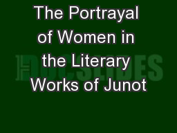 the portrayal of women in american literature The portrayal of women in the victorian age gender in thomas hardy's the mayor of casterbridge - m a oliver baum - term paper (advanced seminar) - english language and literature studies - literature - publish your bachelor's or master's thesis, dissertation, term paper or essay.