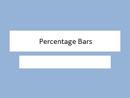 Solving Problems using the Bar Model