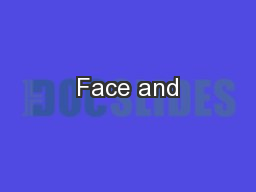 Face and