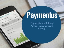 Payments and Billing