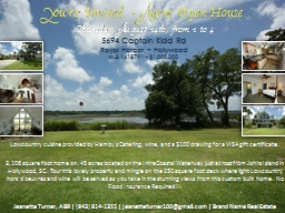 You�re Invited  -  Agent Open House