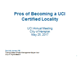 1 Pros of Becoming a UCI Certified Locality