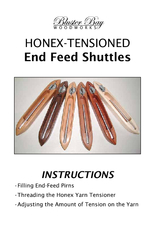 Honex tensioned end feed shuttles