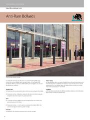 Sales Oce    AntiRam Bollards www