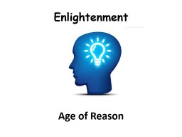 Enlightenment Age of Reason