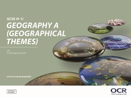 Geography A H070 Topic Title