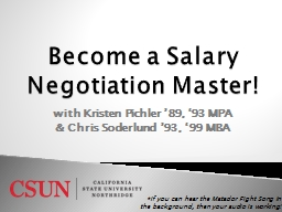 Become a Salary Negotiation Master!