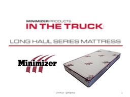 1 Minimizer Confidential