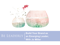 Build Your Brand  as an