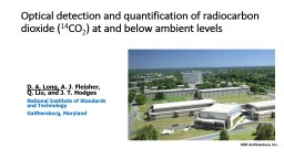 Optical detection and quantification of radiocarbon dioxide ( PowerPoint Presentation, PPT - DocSlides