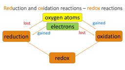 redox reduction oxidation