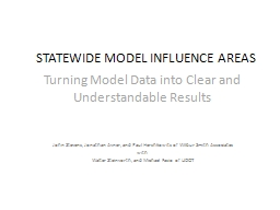 Turning Model Data  into Clear and Understandable Results
