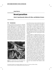 OUP CORRECTED PROOF  FINAL  SPi CHAPTER  Brood parasit