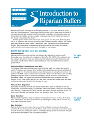 Riparian buffers are the single most effective protect PowerPoint PPT Presentation