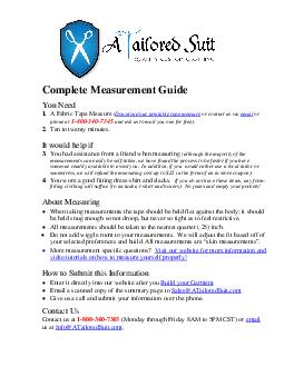 Complete Measurement Guide You Need