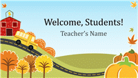 Welcome, Students! Mrs. Mitchell