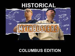 HISTORICAL COLUMBUS EDITION PowerPoint PPT Presentation