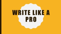 Write like a pro Use appositives PowerPoint PPT Presentation