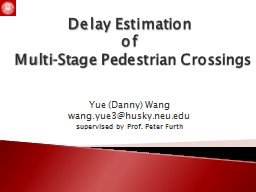Delay  Estimation of  Multi‐Stage PowerPoint Presentation, PPT - DocSlides