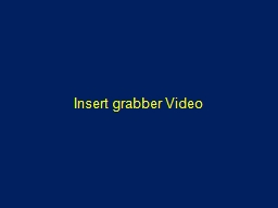 Insert grabber Video  Giving Effective Feedback