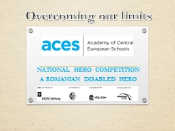 NATIONAL HERO COMPETITION