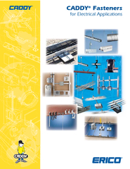 CADDY Fasteners for Electrical Applications  www