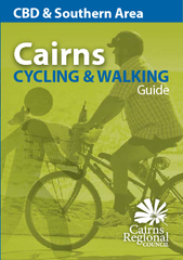 Cairns CYCLING  WALKING Guide CBD  Southern Area  CAIR