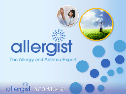 The Allergy and Asthma Expert