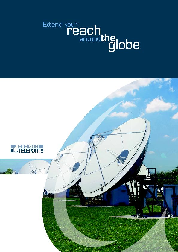 Satellite Broadband Services