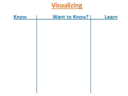 KnowWant to Know?Learn PowerPoint PPT Presentation