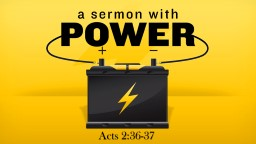 Acts 2:36-37 But this is what was spoken by the prophet Joel: PowerPoint PPT Presentation