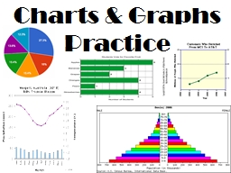 Charts & Graphs Practice