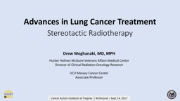 Advances in Lung Cancer Treatment