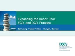 Expanding   the   Donor  Pool: PowerPoint PPT Presentation