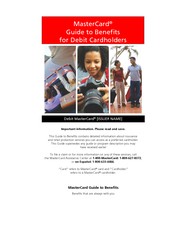 MasterCard Guide to Benefits for Debit Cardholders Deb