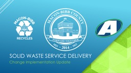 Solid Waste Service  Delivery